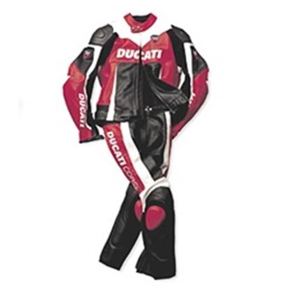 Imaginea Ducati Leather Racing Suit Corse'07 Two-Piece