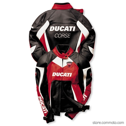 Imaginea Jacket Ducati Corse